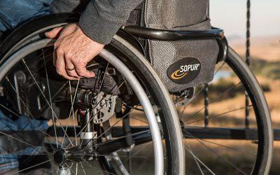 Les difficultés rencontrées par une personne handicapée dans sa vie de tous les jours