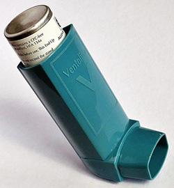 ventoline asthme