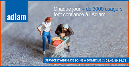 aide maintien domicile Paris