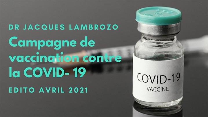 Campagne vaccination COVID19