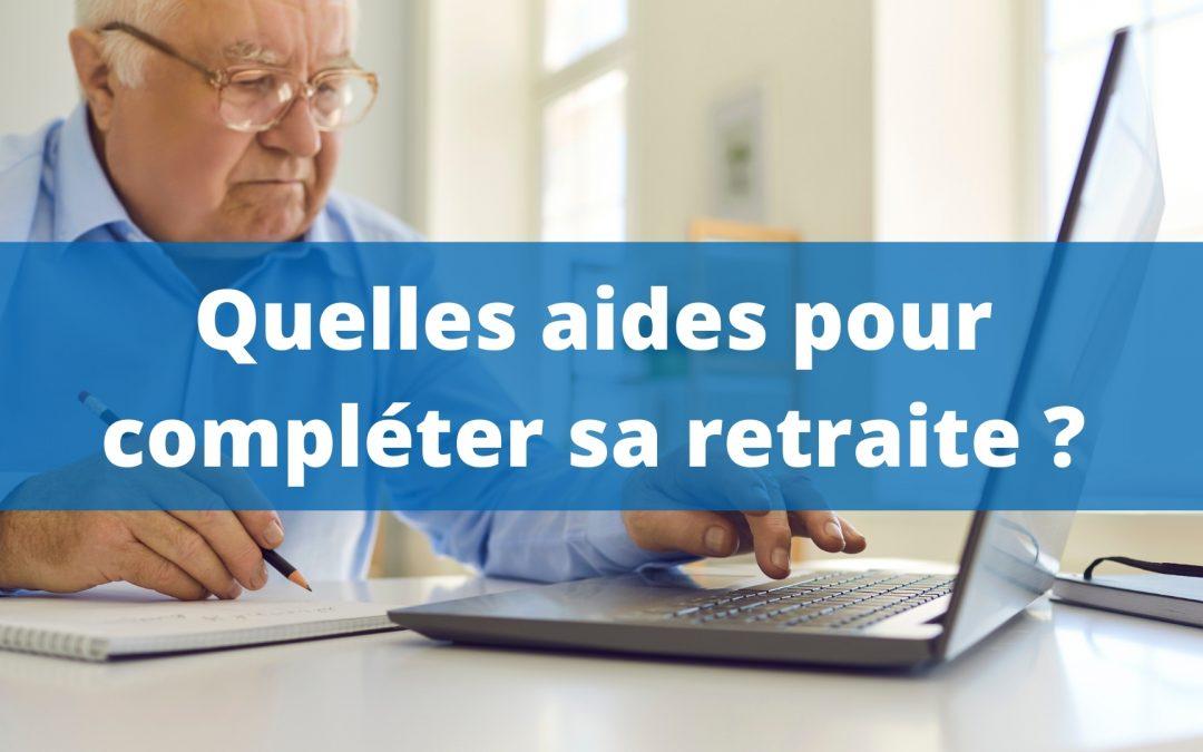 aide petite retraite