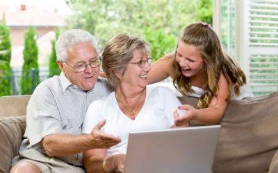 Mes petits enfants viennent à la maison cet été, comment puis-je tester ma connexion internet ?